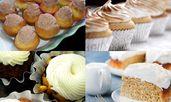 11 рецепти за кексове с глазура и топинг