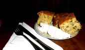 Домашен хляб със сирене и спанак