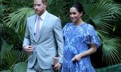 Меган Маркъл и принц Хари имат син
