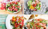 15 полезни рецепти за летни салати