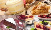 10 рецепти за лесни сладкиши и десерти