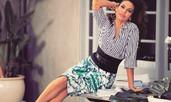 Ева Мендес показва прелестно тяло в нова фотосесия