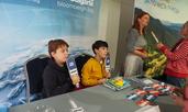 """""""Базар на професиите"""" привлече близо 2000 деца, младежи и родители"""