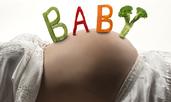 С какво да се храните през първия триместър от бременността?