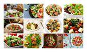 Рецепти за пролетни салати, пълни с витамини