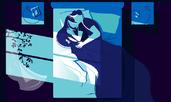 3 пози за секс по време на месечен цикъл