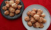 Маслени кокосови бисквитки