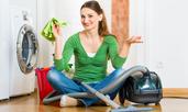 Всеки трети българин чисти през уикенда