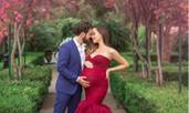 Теди Бургазлиева е бременна с първото си дете