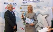 """""""България Ер"""" спечели наградата Sky Award 2018 за най-предпочитана авиокомпания"""