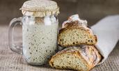 Домашна закваска за хляб