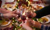 Как да се храните здравословно по време на празниците