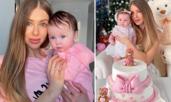 Мими Алеса показа снимка на 5-месечната си дъщеричка