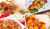 Вкусни рецепти със сладко-кисел сос