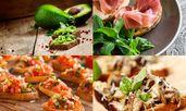 Топ 5 на най-хрупкавите и вкусни брускети