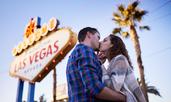 Знаете ли, че...  всеки ден в Лас Вегас около 300 двойки сключват брак?