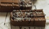 Домашен шоколадов сладолед на клечка