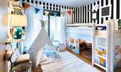 Фъншуй съвети за щастлива детска стая
