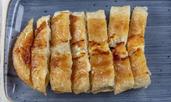 Багети със сирене Бри