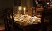Как да впечатлите гостите си с перфектната вечеря?
