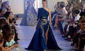 Висша мода за есен/зима 2019-2020 от Elie Saab