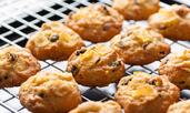 Маслени бисквити с корнфлейкс и кокос