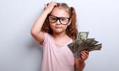 Как да възпитаме у детето отговорност към парите