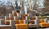 Освежиха градски шедьовър в Княжеска градина в София