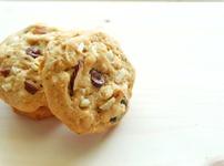 Бисквити с шоколадови парченца и ядки