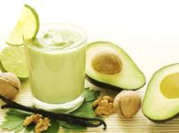 Здравословно смути с авокадо