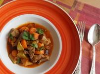 Видео рецепта: Яхния по провансалски с розе