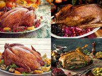 Празнични рецепти за пълнена пуйка, гъска, патица