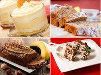 14 рецепти за десерти с банани