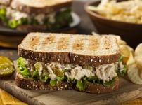 Плънка за сандвич с риба тон