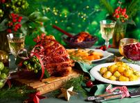 Мезета за коледната и новогодишна трапеза