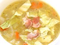 Супа със зеле и бекон