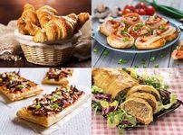 18 много лесни рецепти с бутер тесто