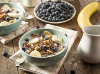 Закуска с киноа и семена от чиа