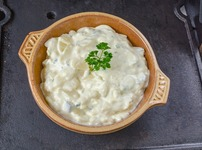 Лятна картофена салата