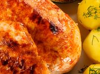 Мексиканско пиле със салца и чедър