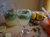 Домашна лимонада - видео рецепта