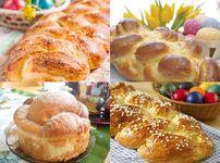 10 рецепти за вкусен козунак за Великден (галерия)
