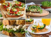 Рецепти за полезни закуски за отслабване