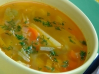 Лятна супа