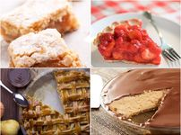 20 рецепти за плодов и шоколадов пай
