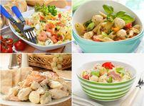 20 вкусни рецепти за салата с паста