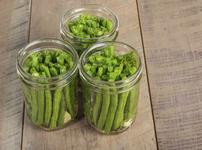 Стерилизиран зелен фасул