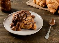 Домашен течен шоколад с фъстъчен тахан