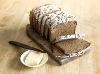 Ръжен хляб в хлебопекарна