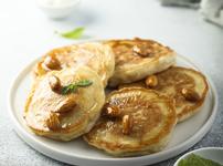 Безглутенови палачинки с бадемово брашно